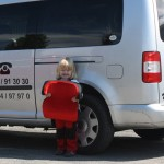 Bei uns sind kleine Gäste ganz Groß. Kindersitze in jedem Fahrzeug.
